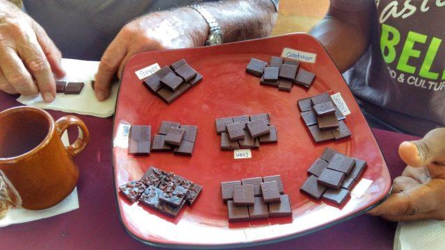 Taste Belize Food Tour - Chocolate Tasting At Ixcacao Maya Chocolate Farm