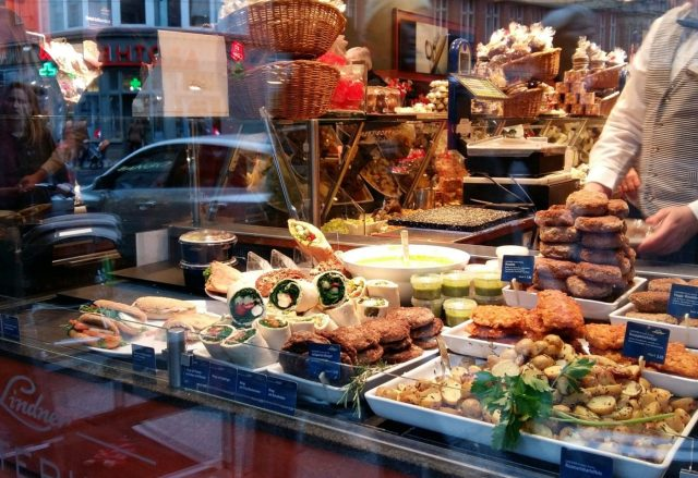 An amazing deli we visited in Berlin on the Bite Berlin Food Tour