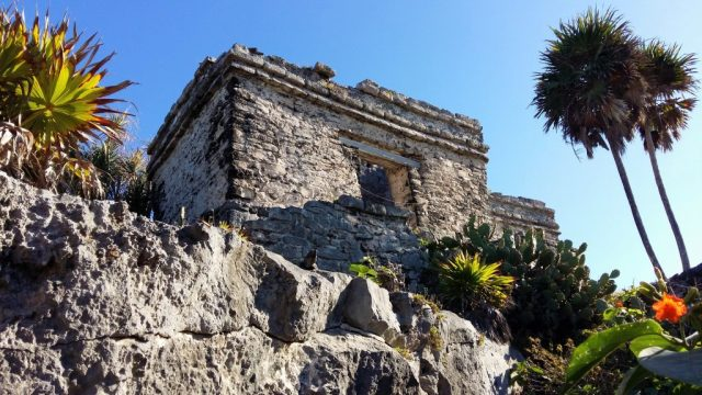 Tulum Ruins - Gorgeous Mayan Ruins right on the beach in Tulum