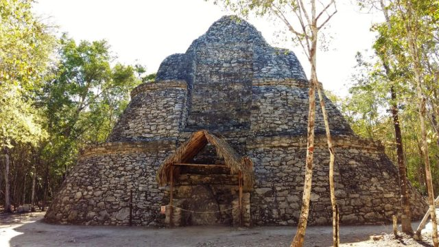 Coba Ruins - Great for a Day Trip from Tulum - what to do in Tulum Mexico