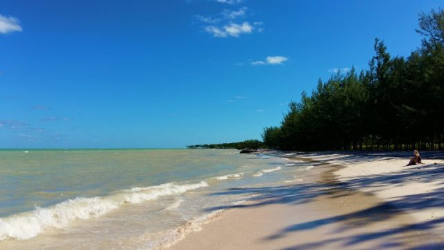 Spend a day at the beach at Cayo Jutias - a great day trip from Vinales Cuba