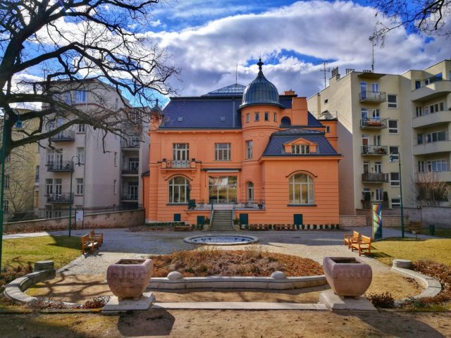 Villa Low-Beer - what to do in Brno Czech Republic