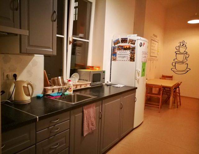Post Hostel Prague - Kitchen facilities to make your own food