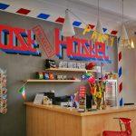 Post Hostel Prague - Reception Area