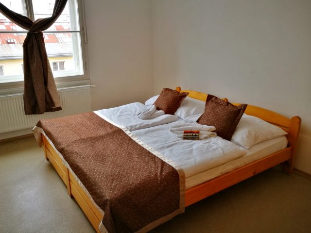 Post Hostel Prague - Simple but clean private rooms