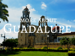More about Guadalupe & Las Gachas - Backpacking Colombia