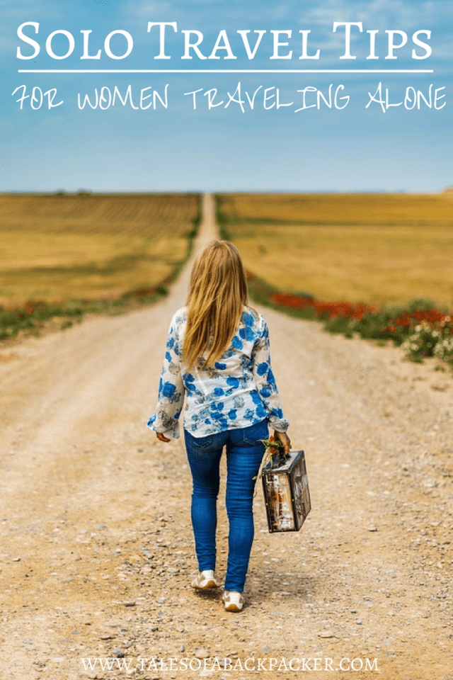 Women can travel alone. That's not a taboo anymore, especially in the modern era. But there are still some things that women have to consider before they start packing their luggage and travelling the world. Here are some tips to help female solo travelers do just that.