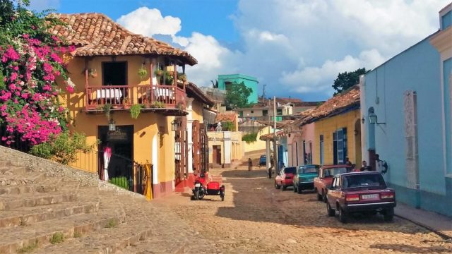 The streets of Trinidad Cuba - 2 Week in Cuba Itinerary