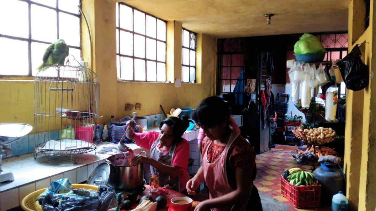 What to do in Antigua Guatemala - Restaurants in Antigua - The Kitchen at La Canche