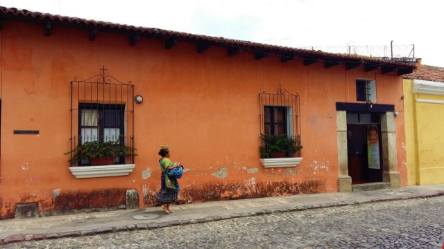 What to do in Antigua Guatemala - Colour is everywhere in Antigua!