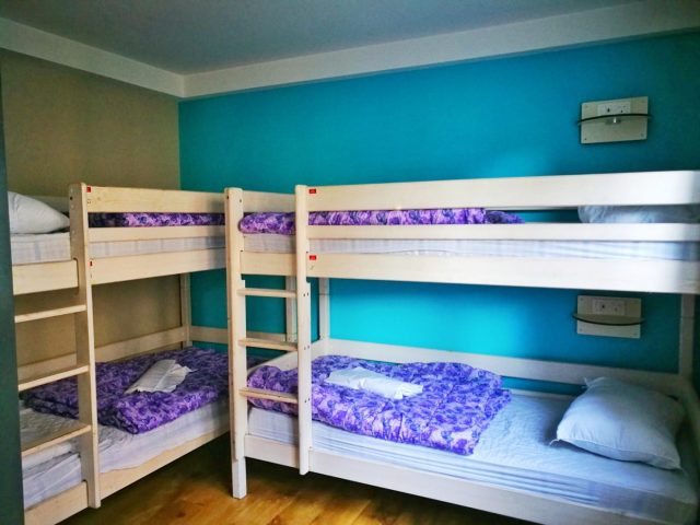 A Dorm Room at Wombat's London - Don't Worry About Staying in a Hostel for the First Time