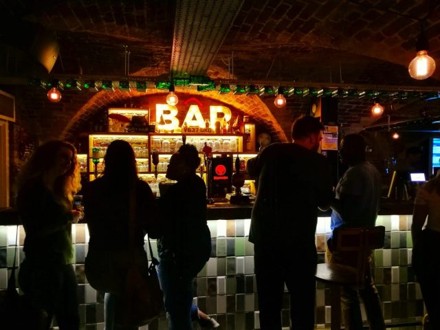 The Wombar at Wombat's London - London in 2 days itinerary