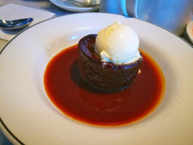 Sticky Toffee Pudding on a Secret London Food Tour