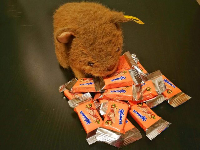Wagner Wombat & Manner Wafers - A Wombat's Tour of Vienna in Two Days