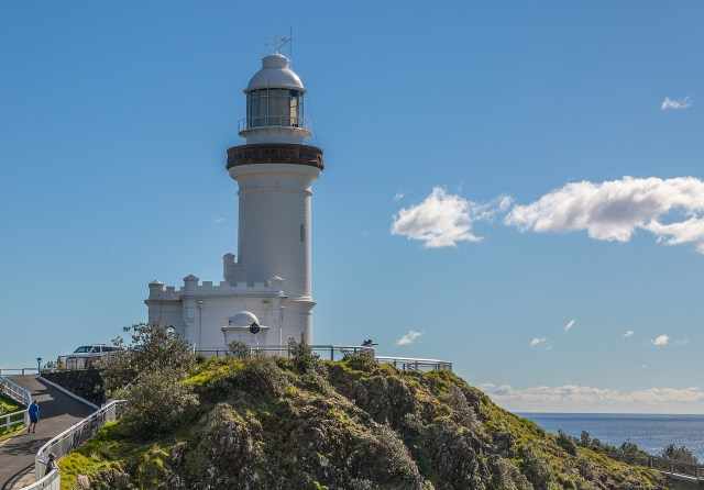 Byron Bay Lighthouse - Byron Bay Backpacking Guide