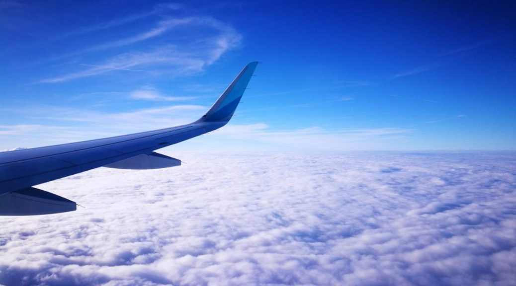 Aeroplane in the Sky - The Cheapest Places to fly in South America Backpackers Guide