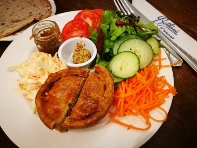 Amazing Food in Yorkshire - Possibly the Best Pork Pie in Yorkshire