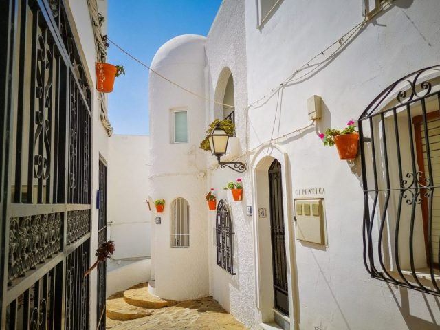 Hidden corners of Mojacar Pueblo: An Active Holiday in Spain - Things to do in Mojacar Spain
