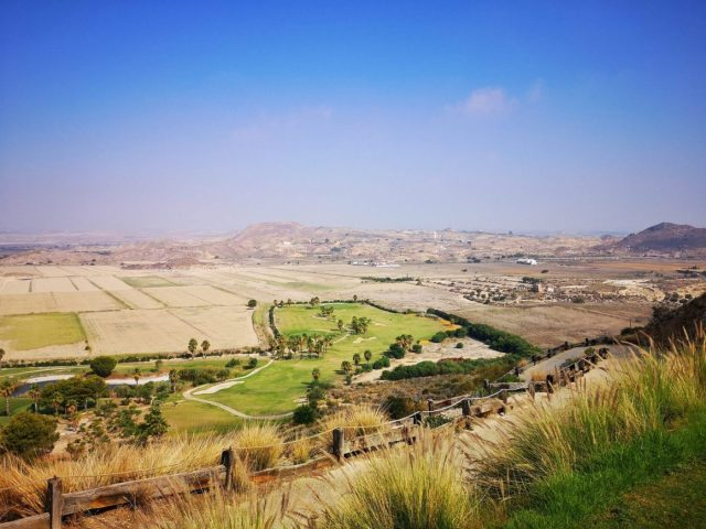 Marina Golf Course Mojacar: An Active Holiday in Spain - Things to do in Mojacar Spain