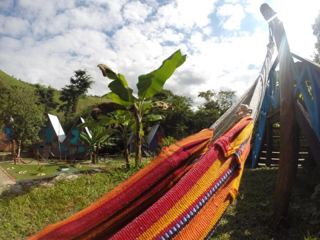 Greengos Hostel - Best Hostels in Semuc Champey Guatemala. Credit: Greengos Hostel