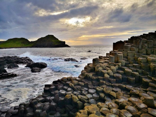 The Giant's Causeway in Northern Ireland - Giant's Causeway Tour from Belfast