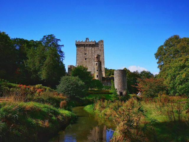 Blarney Castle and Tower from the River - Exploring Blarney Castle and Gardens