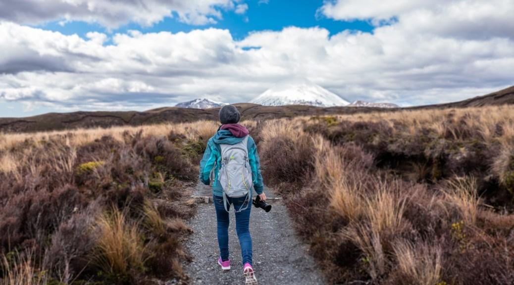 Female Backpacker - Travel Insurance for Backpackers
