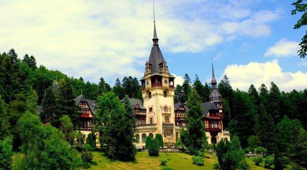 Peles Castle Romania - Reasons to Visit Romania