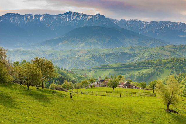 Beautiful Scenery in Romania - Reasons to Visit Romania