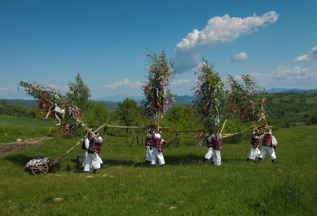 When visiting Romania you can experience some real Romanian traditions