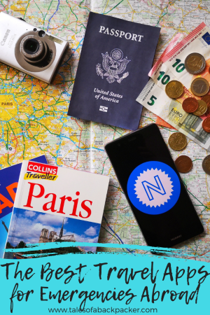 No matter how perfectly you think you've planned your trip, sometimes things go wrong.  From trivial things like no phone credit or poor wi-fi to having your passport stolen or needing medical assistance, we all have travel problems that pop up every now and again.  To help you overcome these issues, I've put together some of the best travel apps to help you out of any difficult situation while you are travelling. #Apps #TravelTips #TravelApps #Emergencies #travel