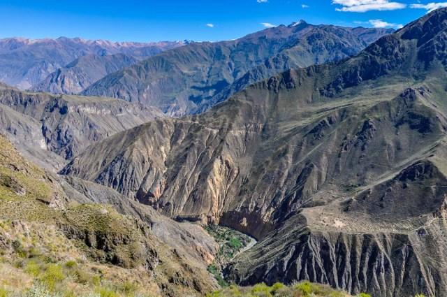 Hiking Colca Canyon in Peru - The Best Hikes in Peru Trekking & Hiking in Peru