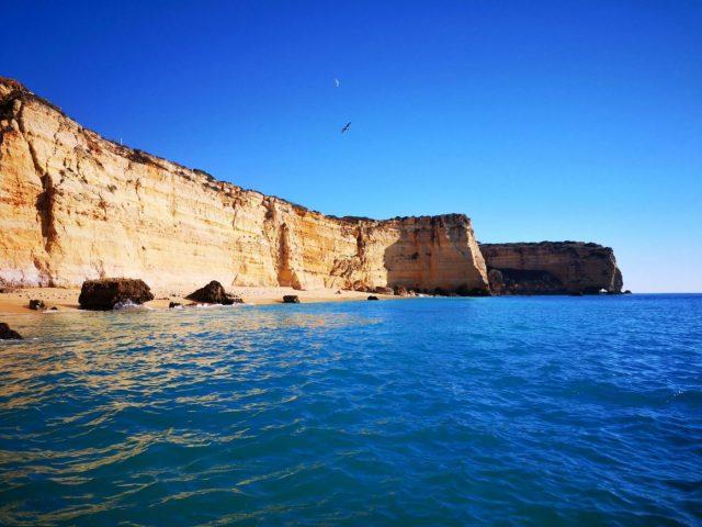 The Whole Algarve Coastline is well worth exploring