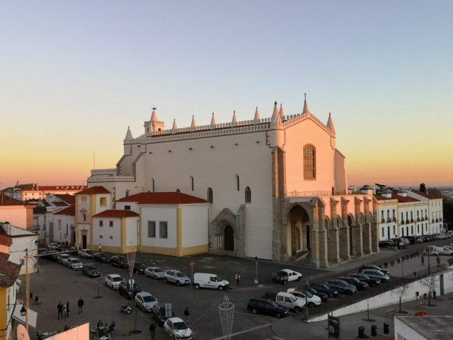 The Bone Chapel in Evora - The View from the Heaven Inn Hostel Evora