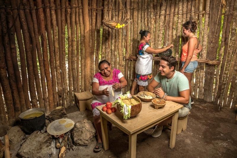 Adventure & Mayan Culture on a Cancun Eco-Tour Excursion