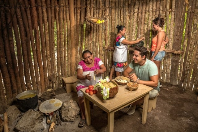 Maya descendants are alive and well in Pac Chen village