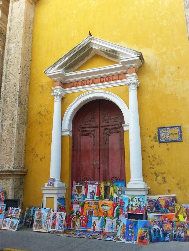Colourful Cartagena - Where to Stay in Tayrona National Park