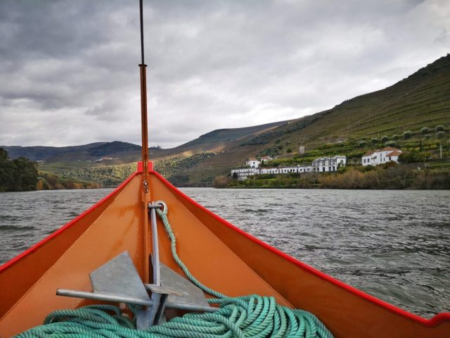 Smooth Sailing on our Douro River Cruise