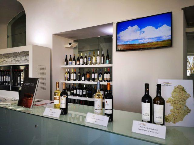 Wine Tasting at Rota dos Vinhos do Alentejo in Evora