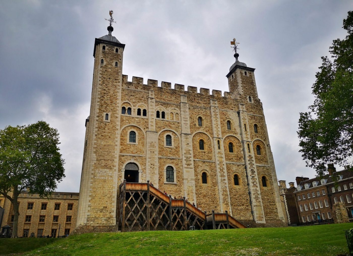 A Tower of London Beefeater Tour