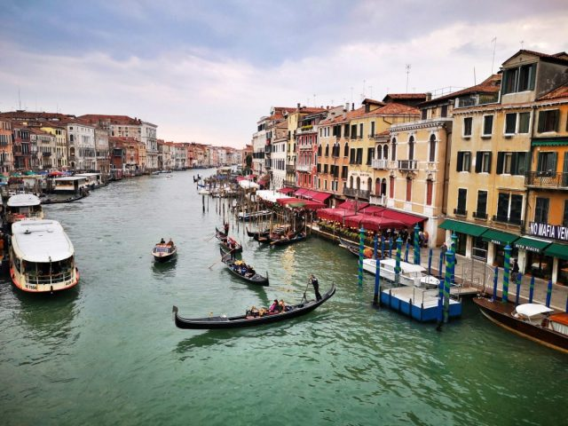 The Grand Canal in Venice - Venice on a Budget