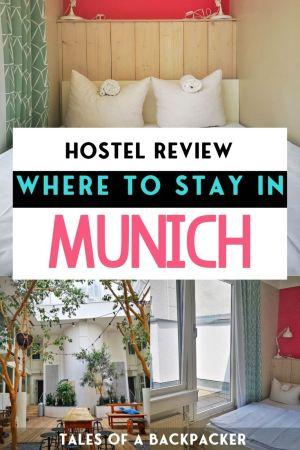 Wombat's City Hostel Munich Review - Where to Stay in Munich