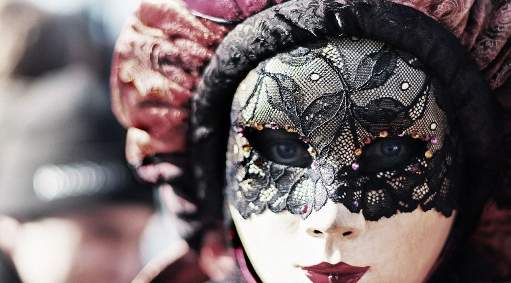 Carnival Mask - What to Buy in Venice