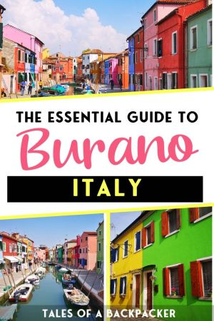 The Essential Guide to Burano Italy