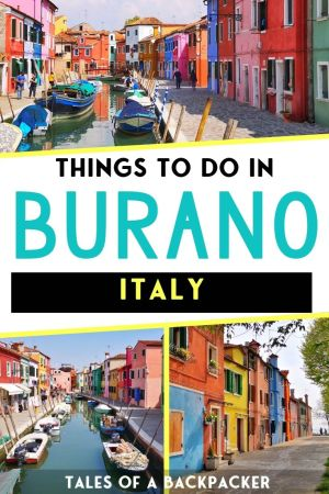 Things to do in Burano Italy