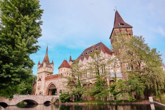Vajdahunyad Castle Budapest - The Best Castles in Europe