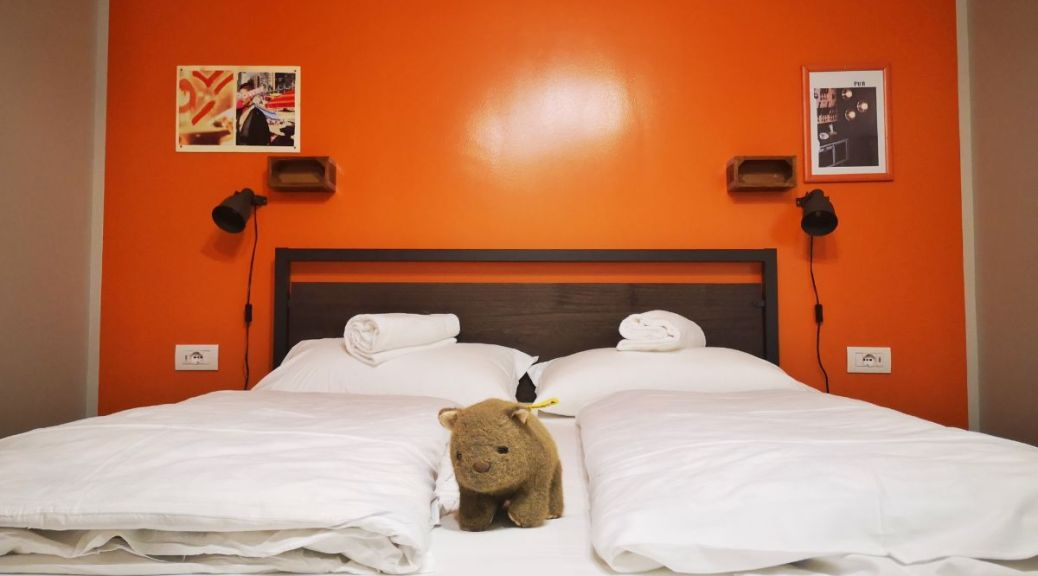 A Double Room in Wombat's Venice