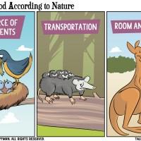 Motherhood According to Nature