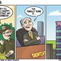 Crappy Job