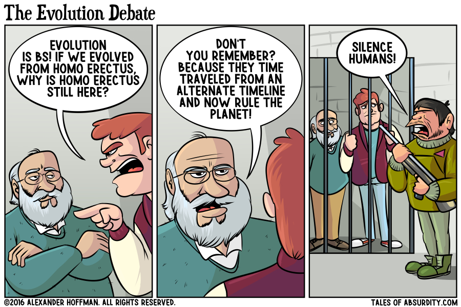 The Evolution Debate